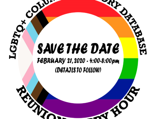 LGBTQ+ History Database Reunion